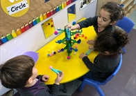 Christmas Tree Fine Motor Activity Resilience  Eye-Hand Coordination (1)