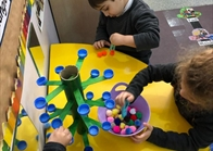 Christmas Tree Fine Motor Activity Resilience  Eye-Hand Coordination (3)