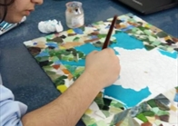 G12 Artwork Using Oil And Mosaic  (5)